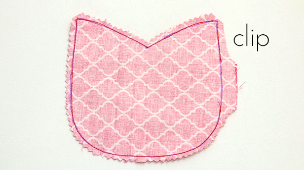 How to Sew a Pocket with Curves