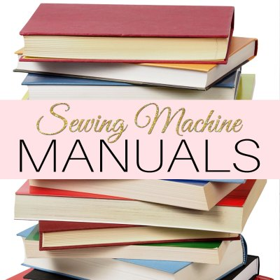 Sewing Machine Manuals: Find FREE replacement manuals
