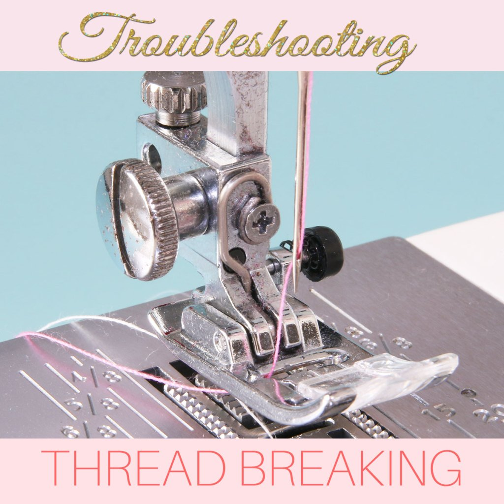 Sewing Machine Thread Keeps Breaking