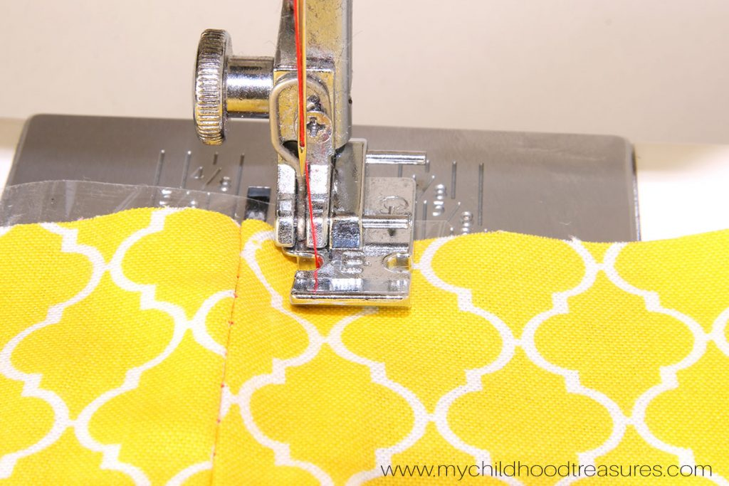 How to Use a Zipper Foot - Stitch