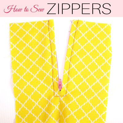How to Sew a Zipper: Easiest Method for Beginners