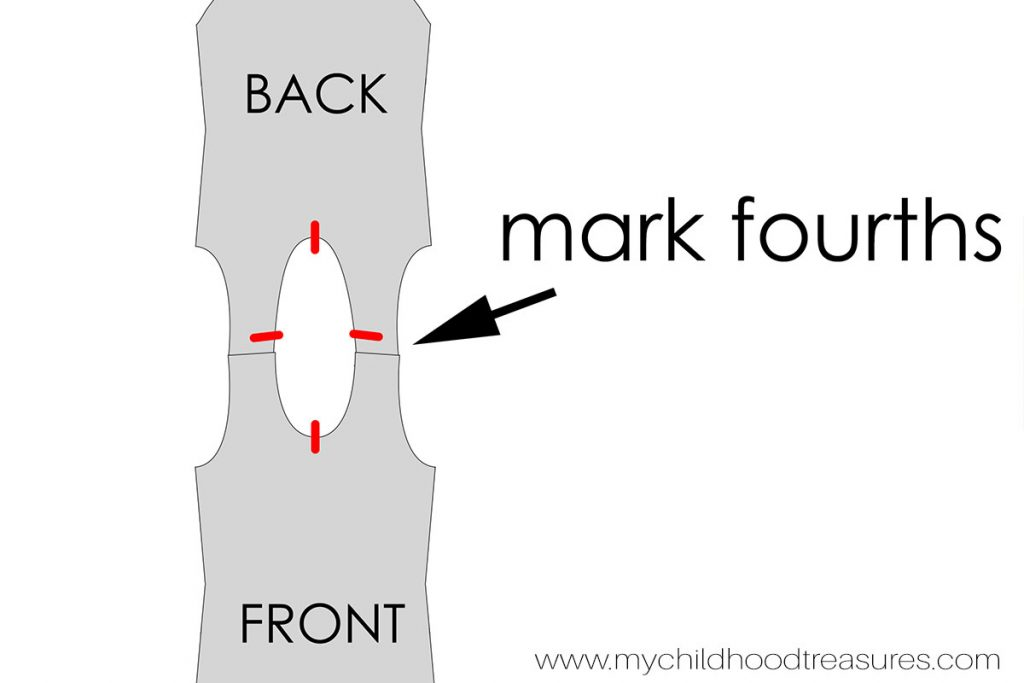 mark quarters