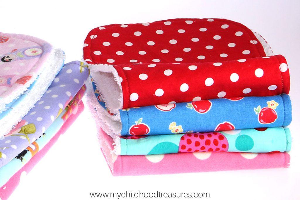 Bundle of Burp Cloths