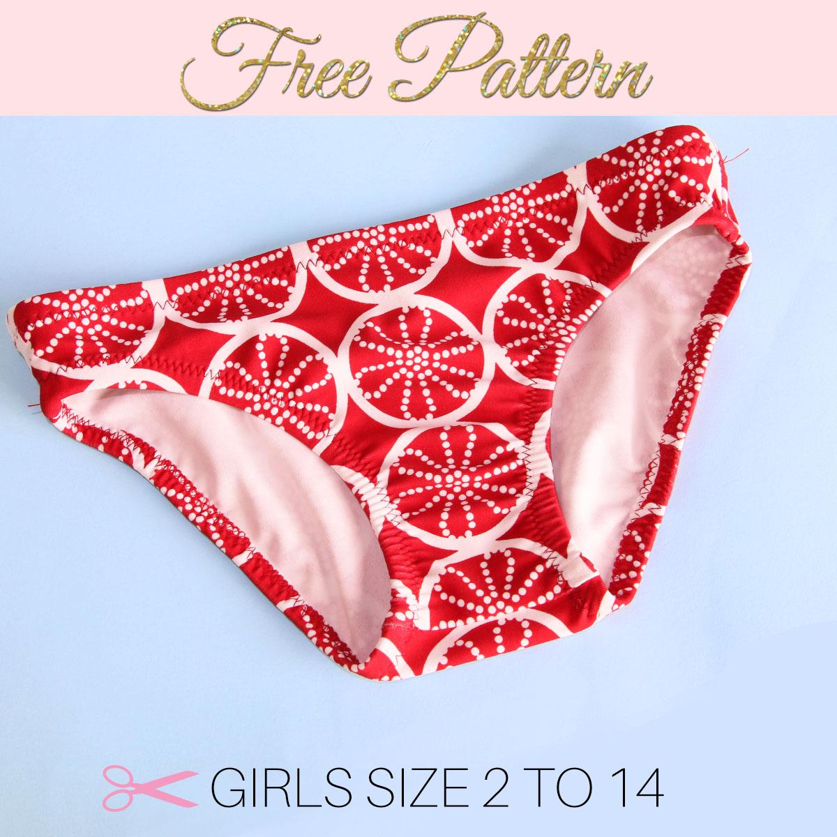 Swimsuit Patterns Free Best Decoration