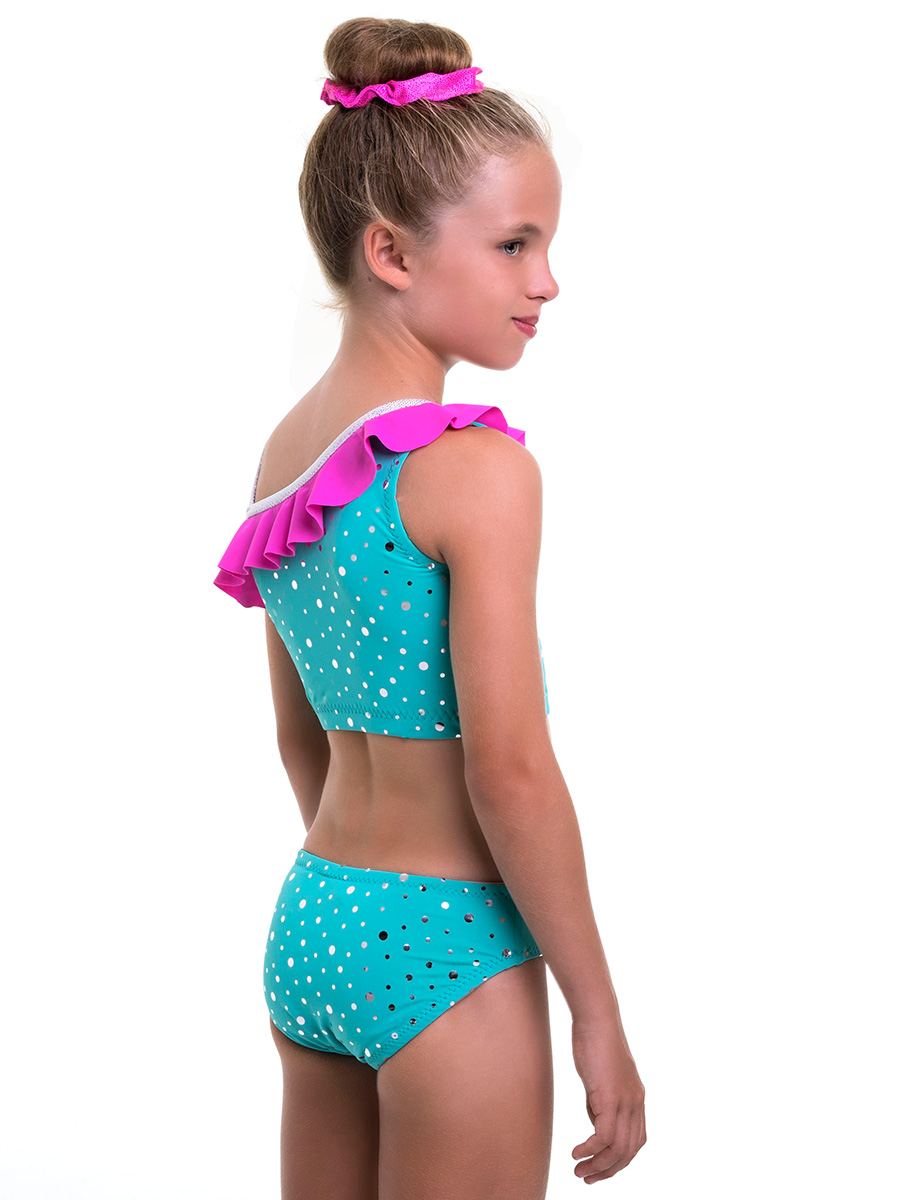 girls bikini pattern