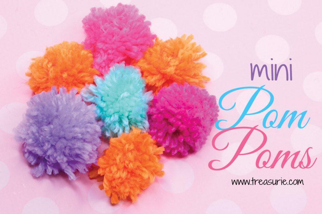 pom pom making