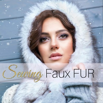 sewing fur