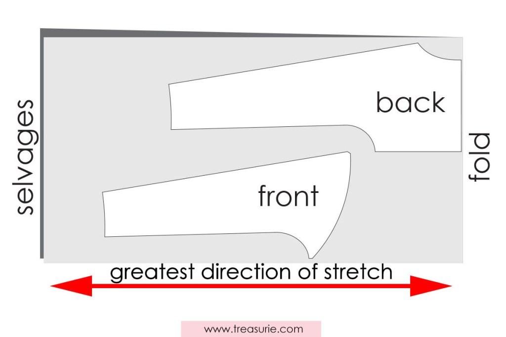 Free Shrug Pattern - Girls sizes 2 to 14 |TREASURIE