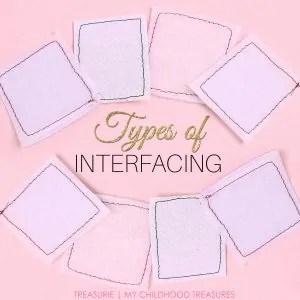 types of interfacing