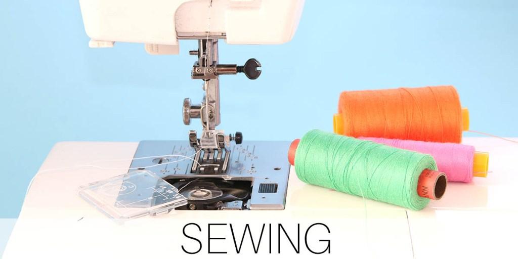 sewing machine saftey