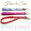 How to Make a Wrist strap: Bag-making TIPS