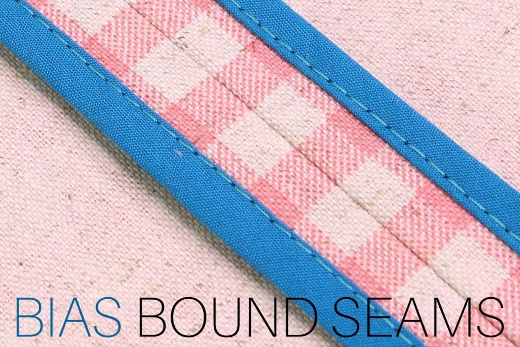 bias bound seam