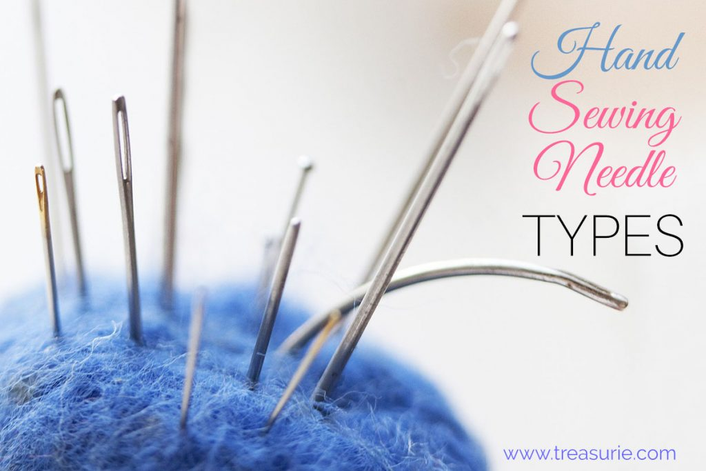 hand sewing needles types