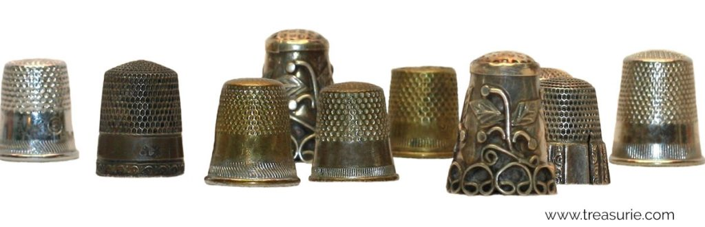 what is a thimble, types of thimbles