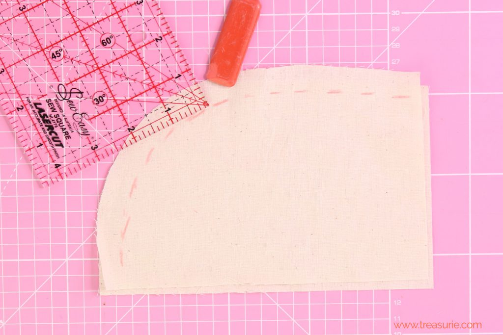 how to sew curves marking, Sewing Curves - Convex