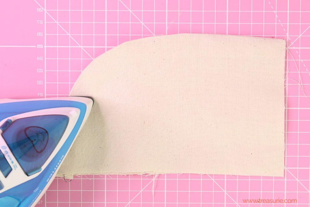 press curves, Sewing Curves - Convex