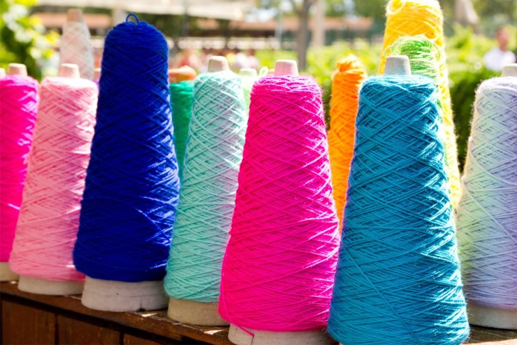 rayon thread