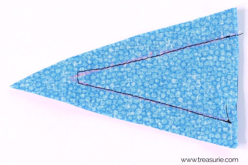 sewing tight corners