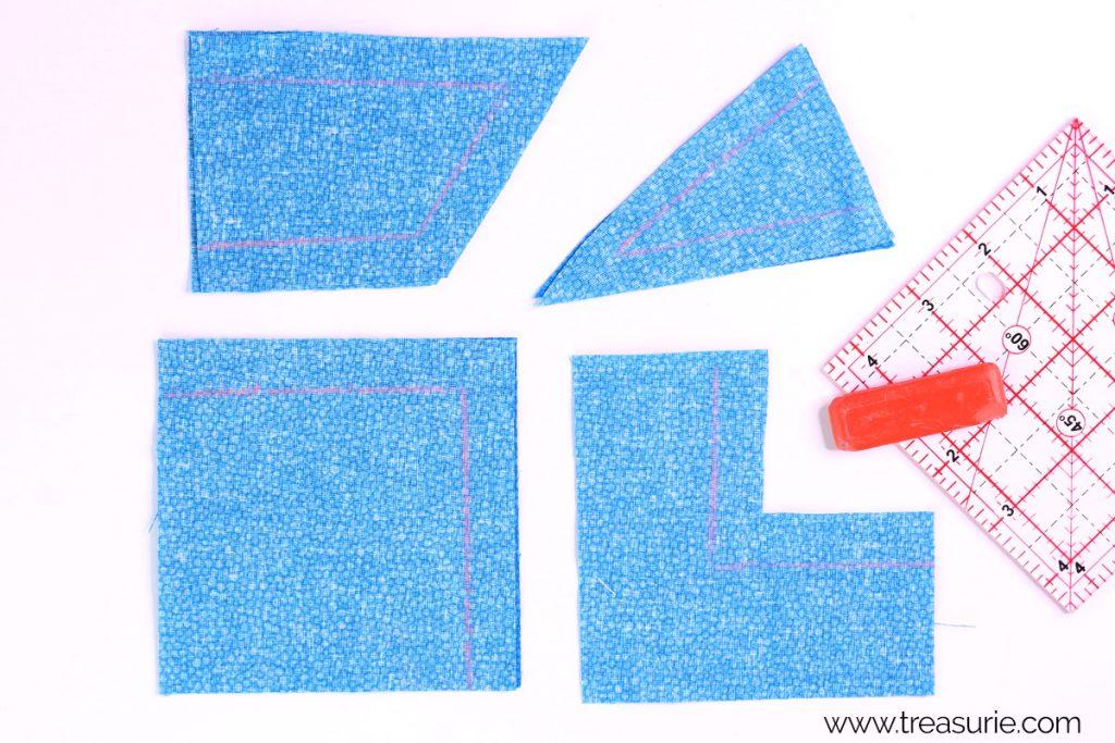 Sewing Corners - Marking