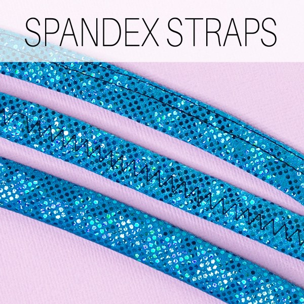How to Make Spandex Straps for Leotards & Swimwear