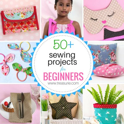 50+ Sewing Projects for Beginners