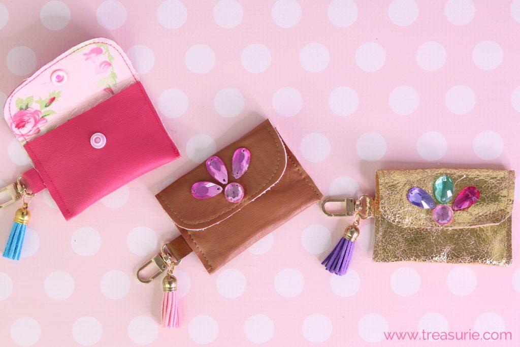diy coin purse