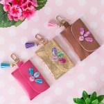 DIY Coin Purse: Cute Mini Leather Purses
