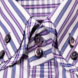 how to sew a button on a shirt