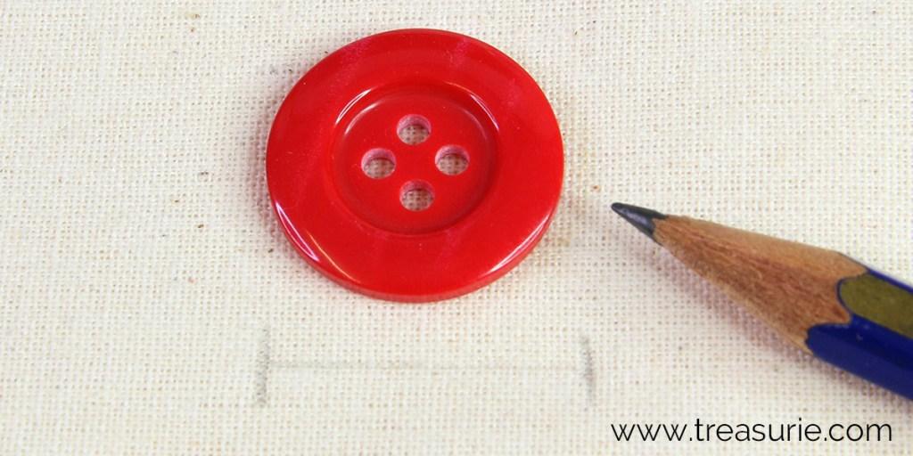 mark buttonhole