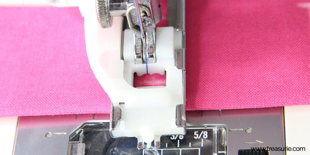 How to Sew a Buttonhole - Automatic
