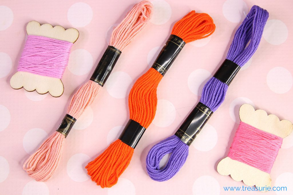 embroidery floss, how to embroider