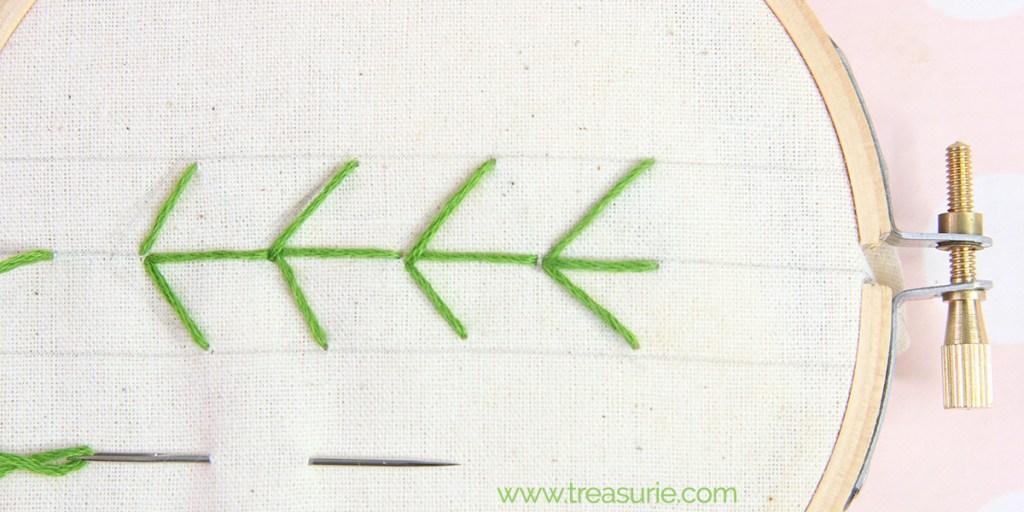 fern stitch