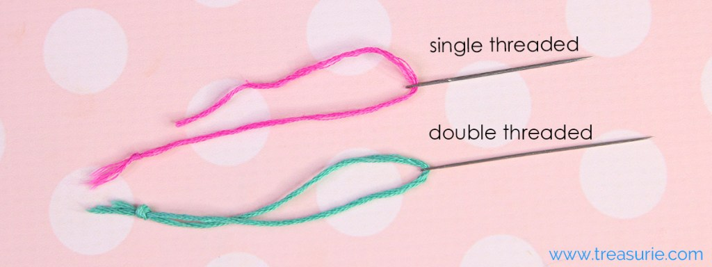 double threaded