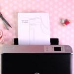 how to print pdf patterns