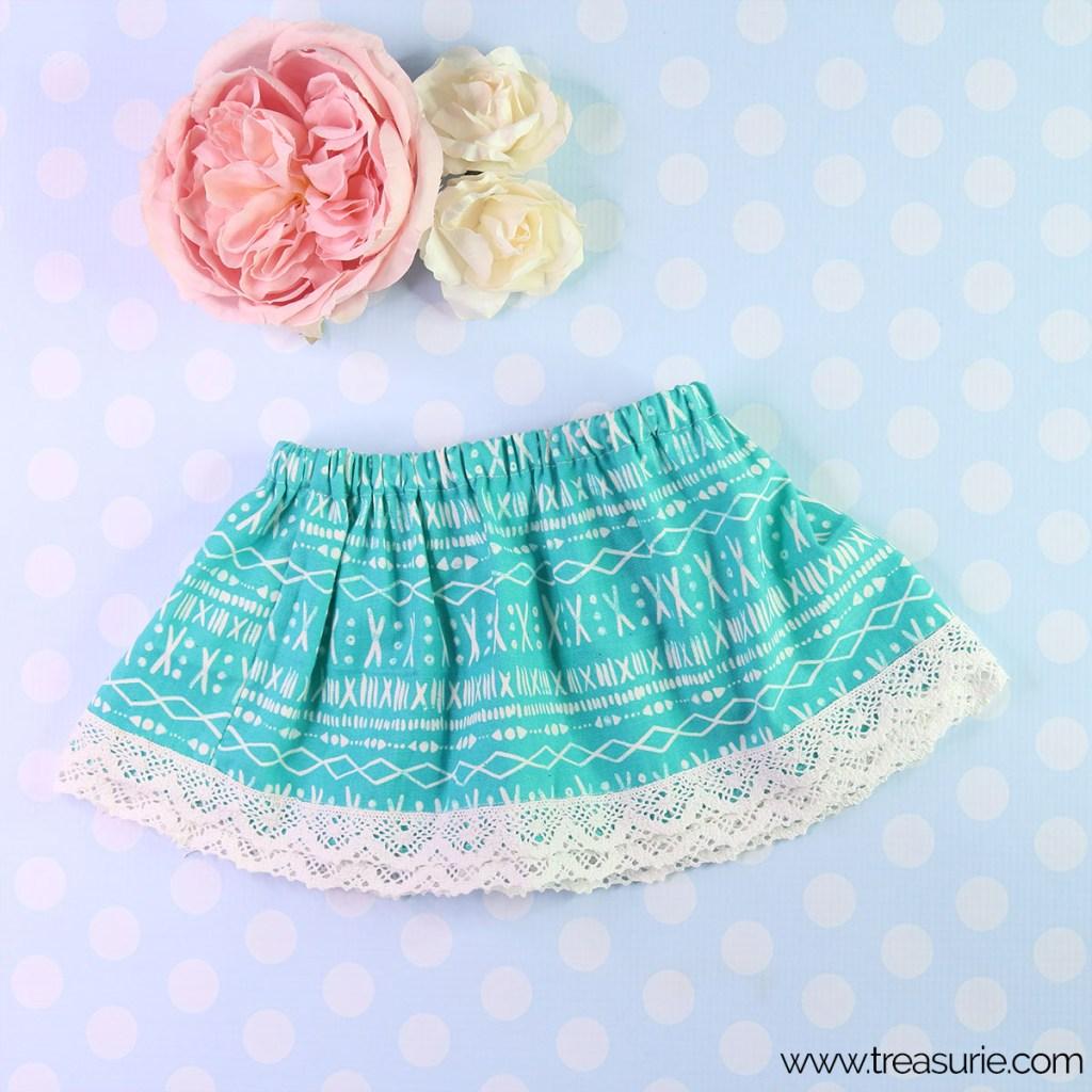 baby skirt pattern
