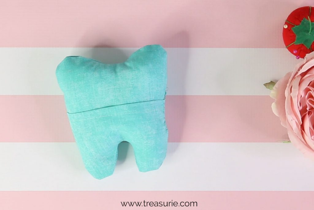Tooth Fairy Pillow Pattern Stitching