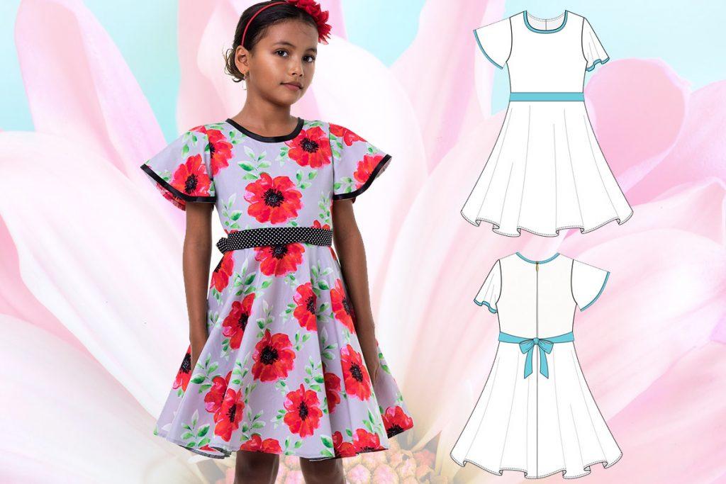 Carrie Dress Pattern
