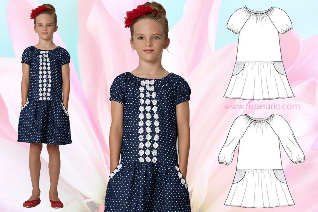 Daisy Dress Pattern