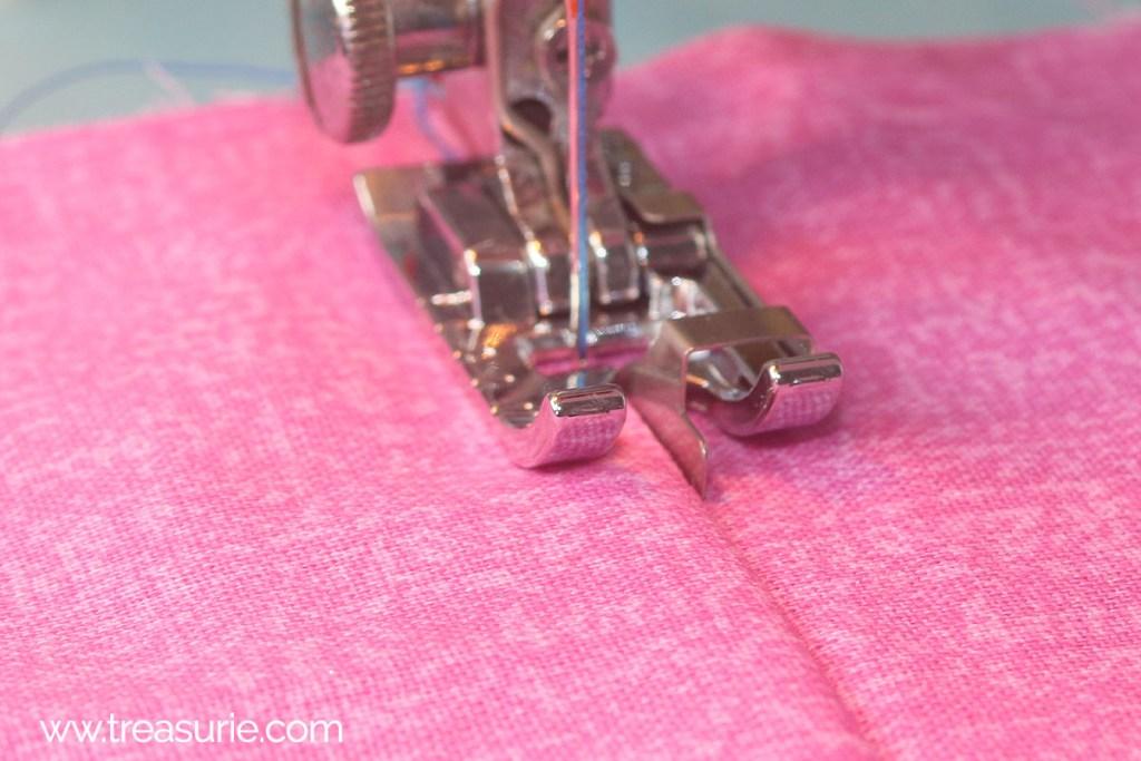 edge stitch foot