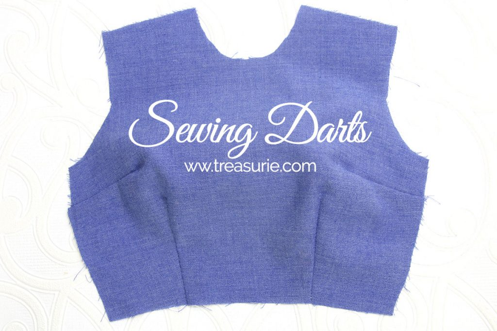 Learning to Sew Darts