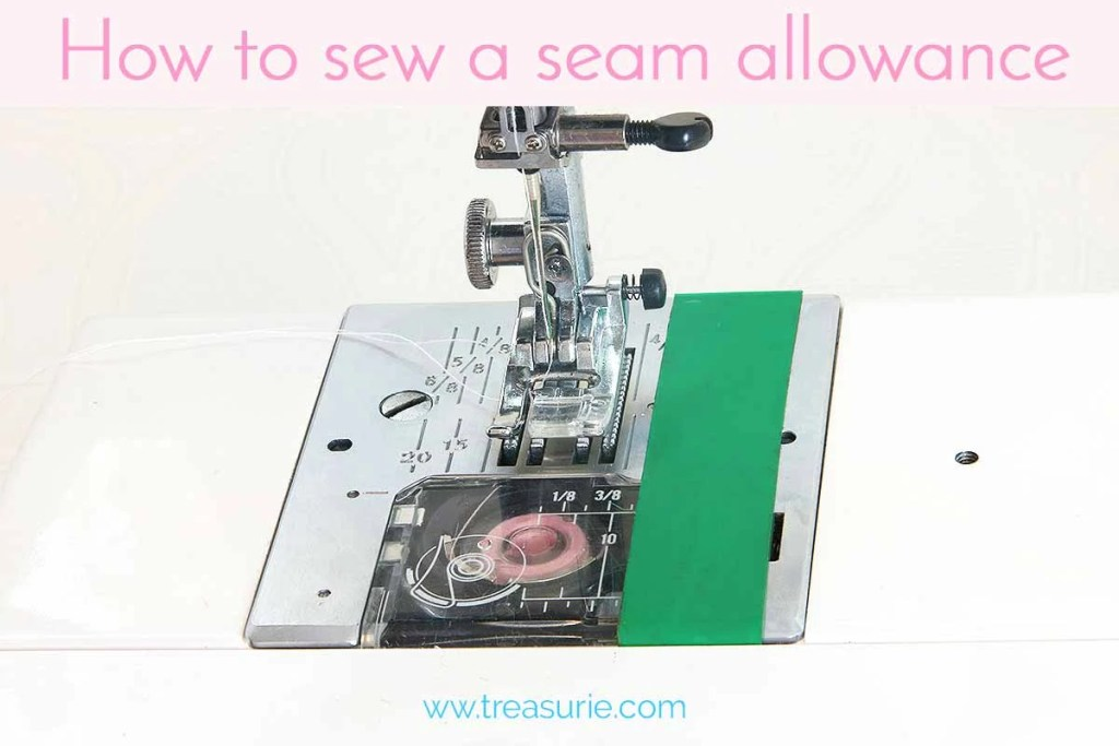 sewing seam allowance hack