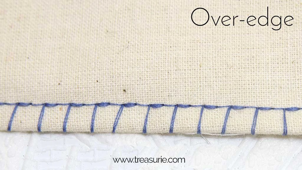 over edge stitch