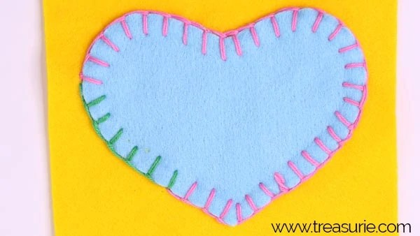 blanket stitch, how to do blanket stitch applique