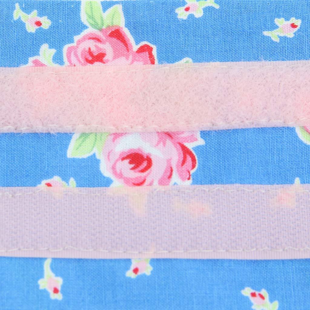 how to sew velcro