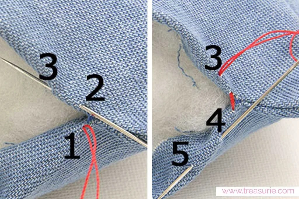 How to Sew with Invisible Stitch