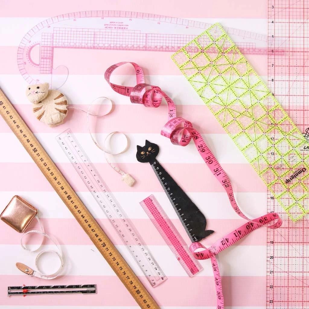 measuring tools sewing