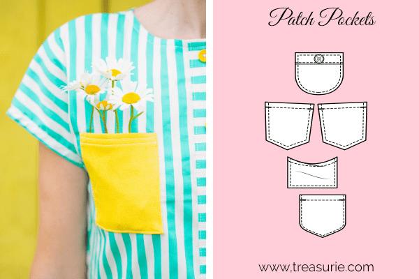 Types of Pockets