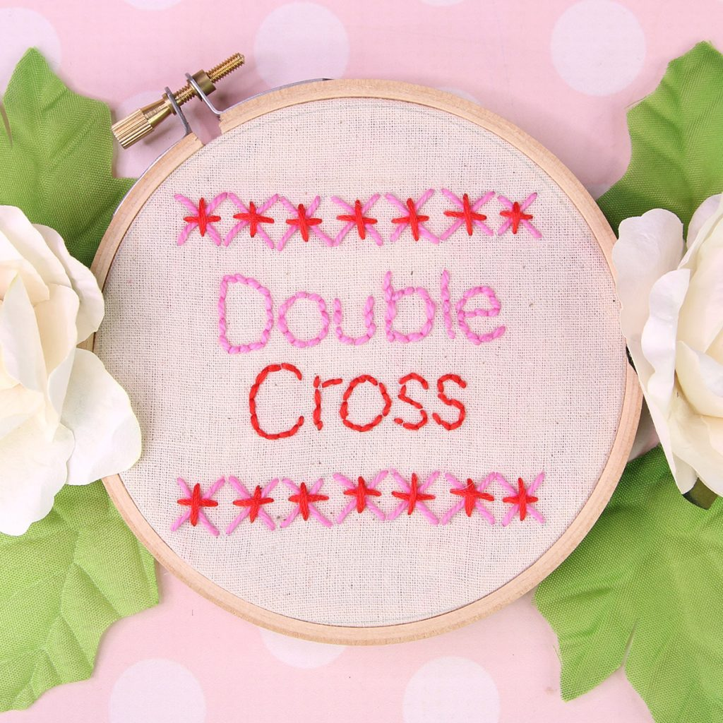 double cross stitch
