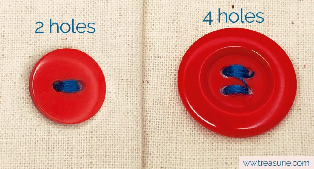 how to sew button with a machine