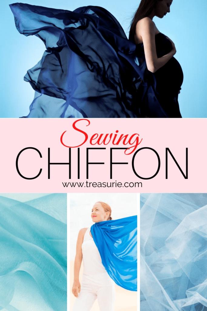 sewing chiffon